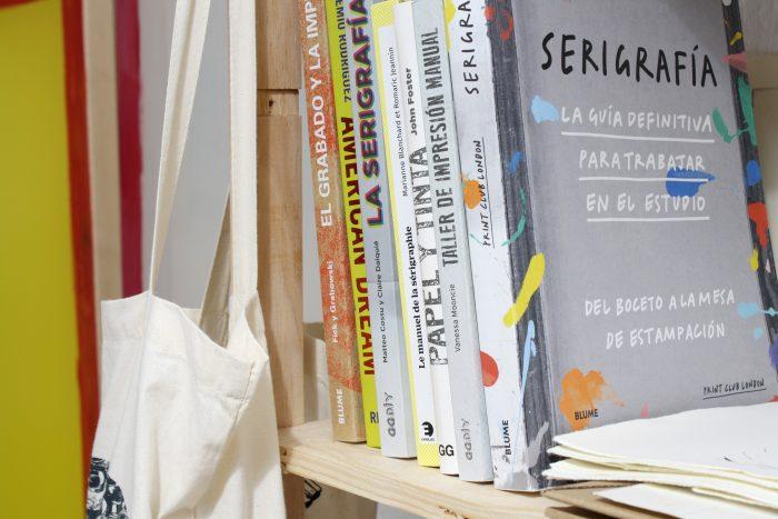 Ora Labora Studio. Estudio de serigrafía y diseño. Salamanca.