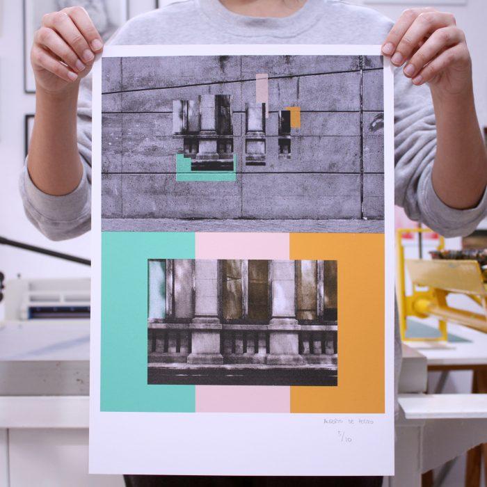 Alberto De Pedro, Series 07-18, Ora Labora Studio, 4